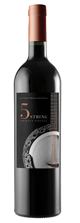 5 String Partner's Reserve