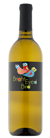 Bright Eyed Bird