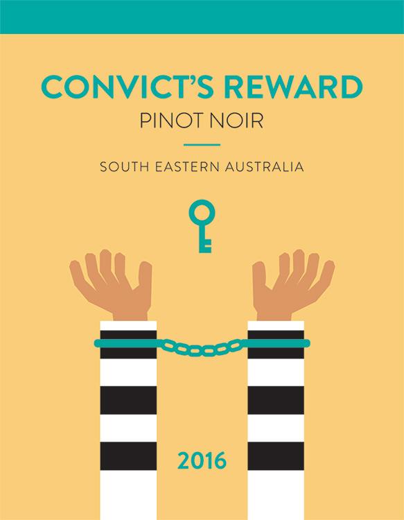 Convict's Reward Pinot Noir