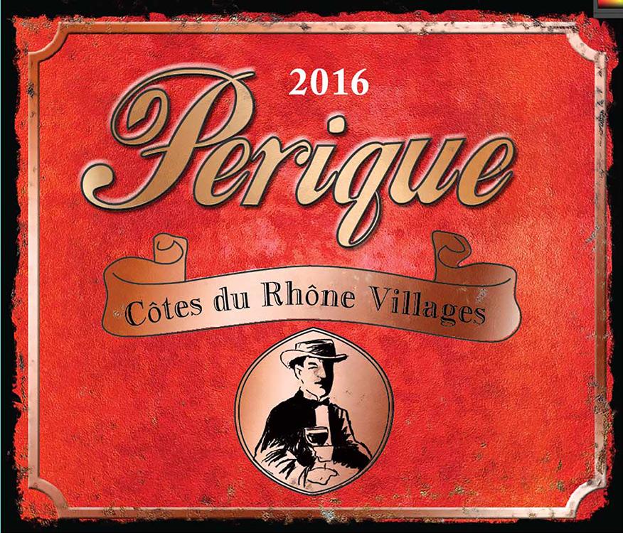 Perique Côtes du Rhône
