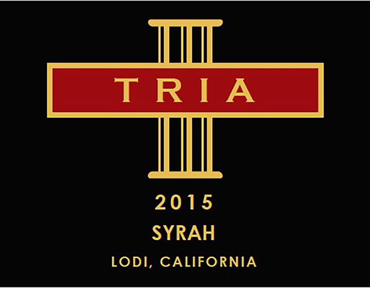 Tria Syrah