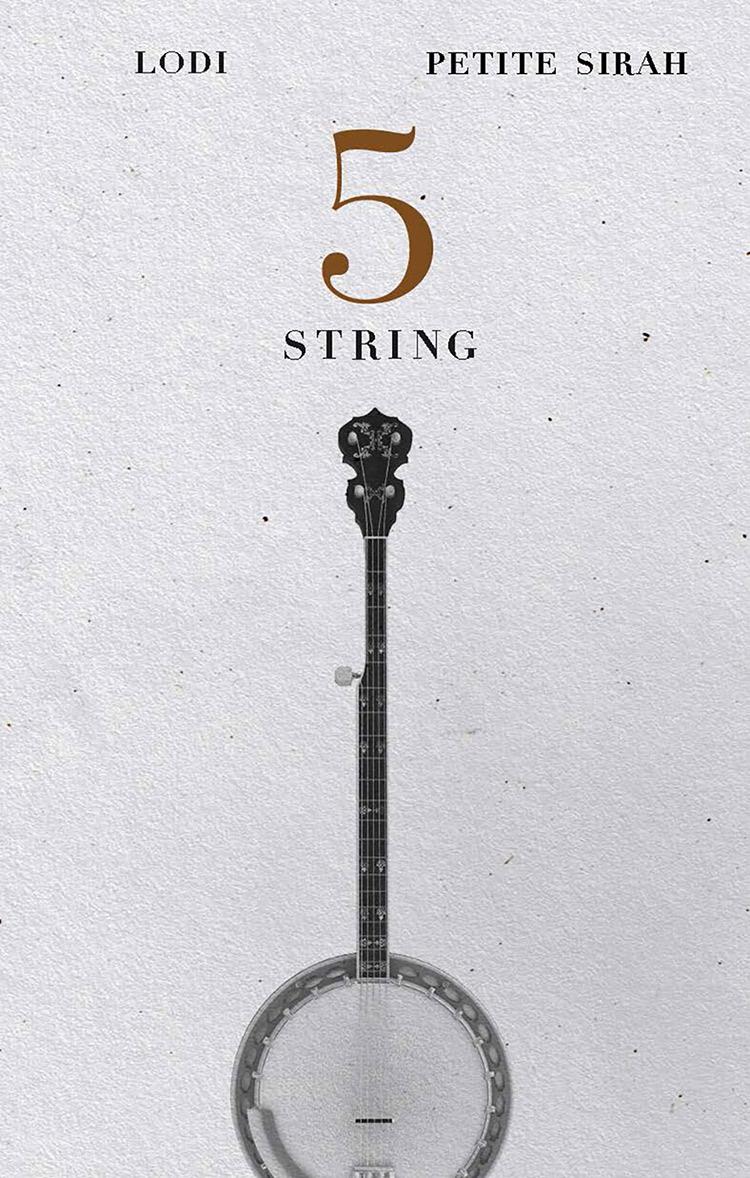 5 String Petite Sirah