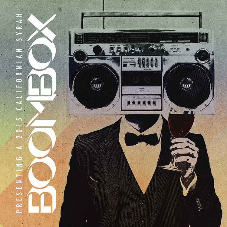 Boombox Syrah