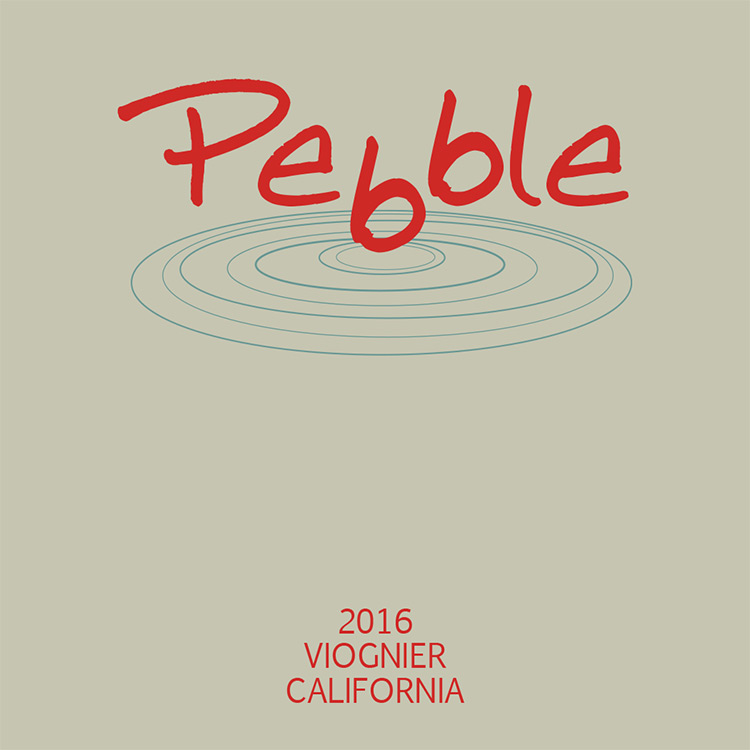 Pebble California Viognier