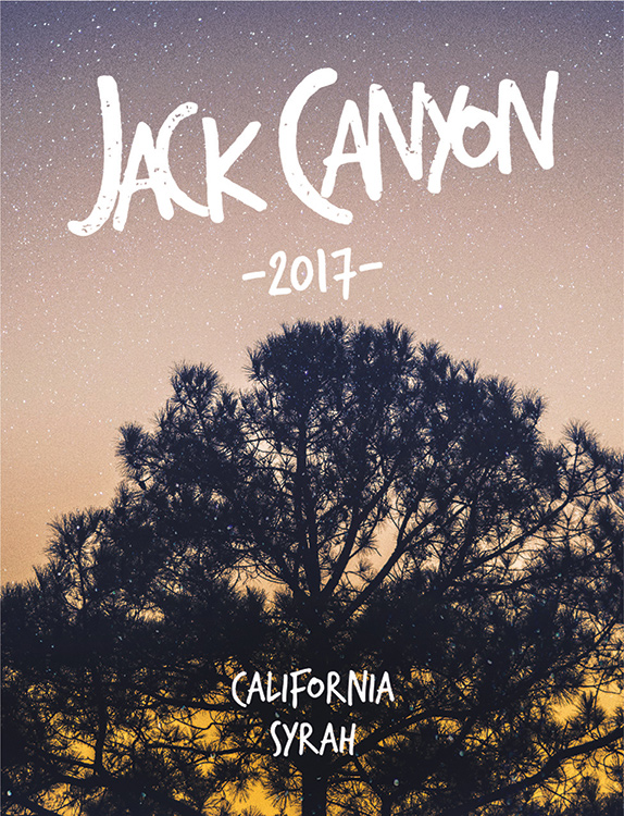 Jack Canyon Syrah