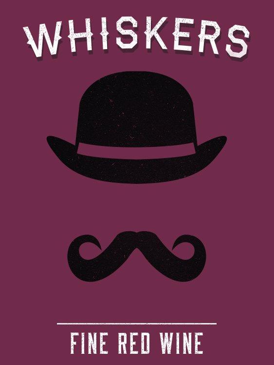 Whiskers Red Wine
