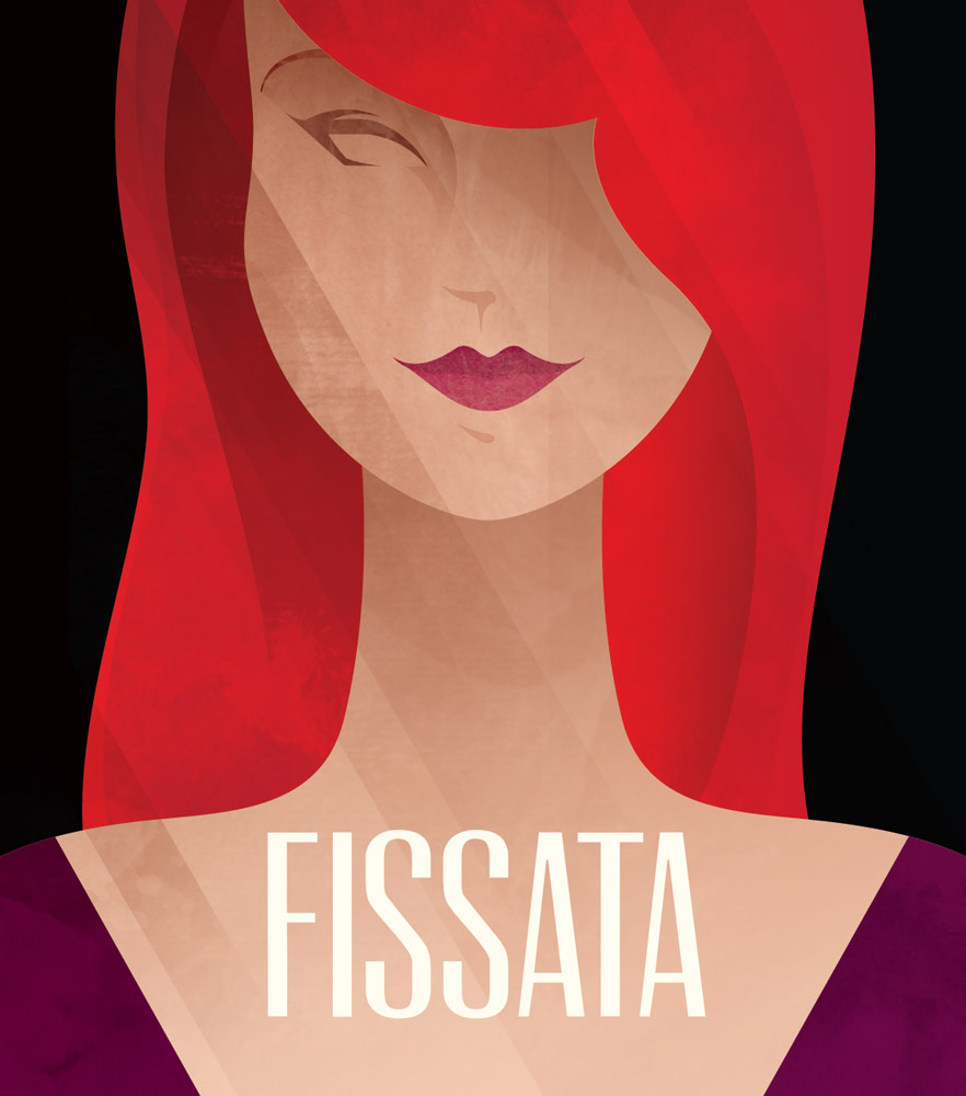 Fissata Sweet Red