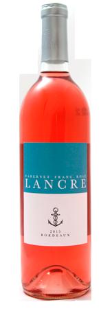 Lancre Cab Franc/Rosé