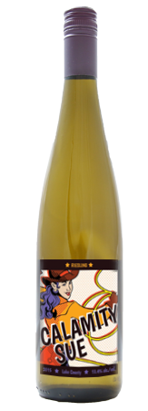 Calamity Sue Lake County Riesling