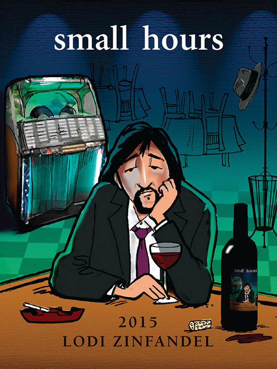 Small Hours Zinfandel