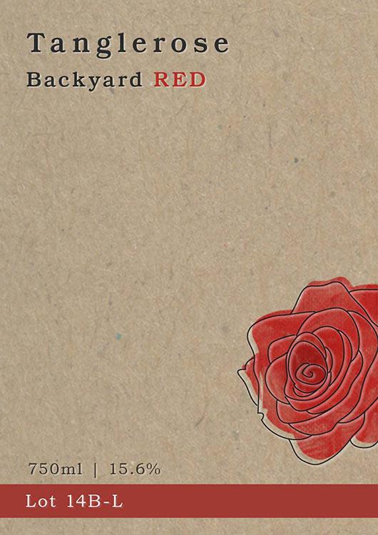 Tanglerose Backyard Red