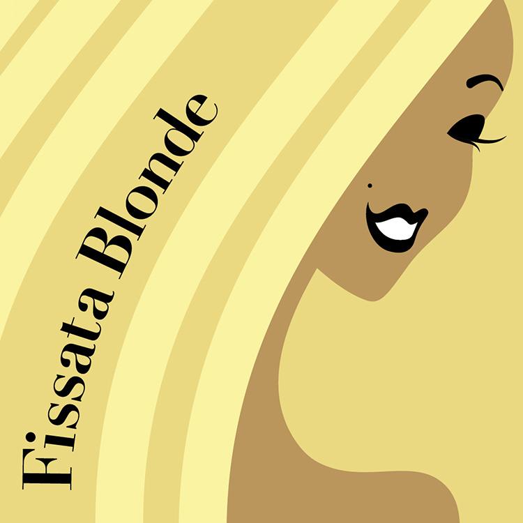 Fissata Blonde Fizzy White Wine