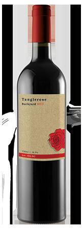 Tanglerose Red Wine, Lot 19A-NC